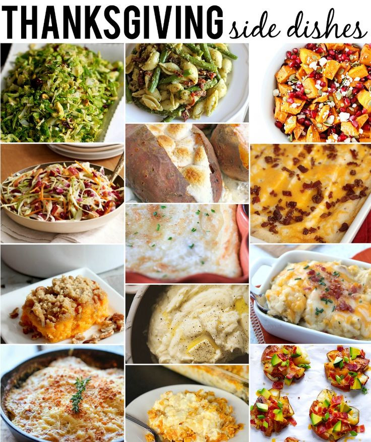 Favorite Thanksgiving Side Dishes  80 best Happy Thanksgiving images on Pinterest