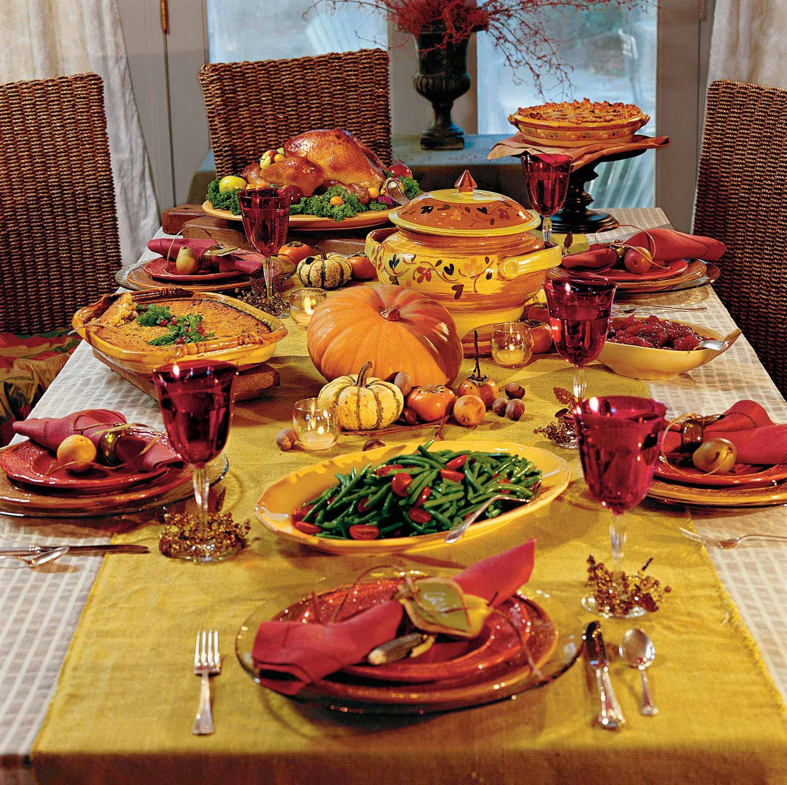 Festival Foods Thanksgiving Dinners  Kumah Home of Neo Zionism Aliyah Revolution and the