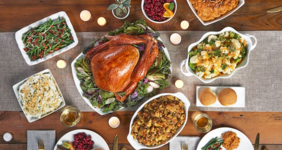 Festival Foods Thanksgiving Dinners  7 food safety rules for your Thanksgiving feast Blog
