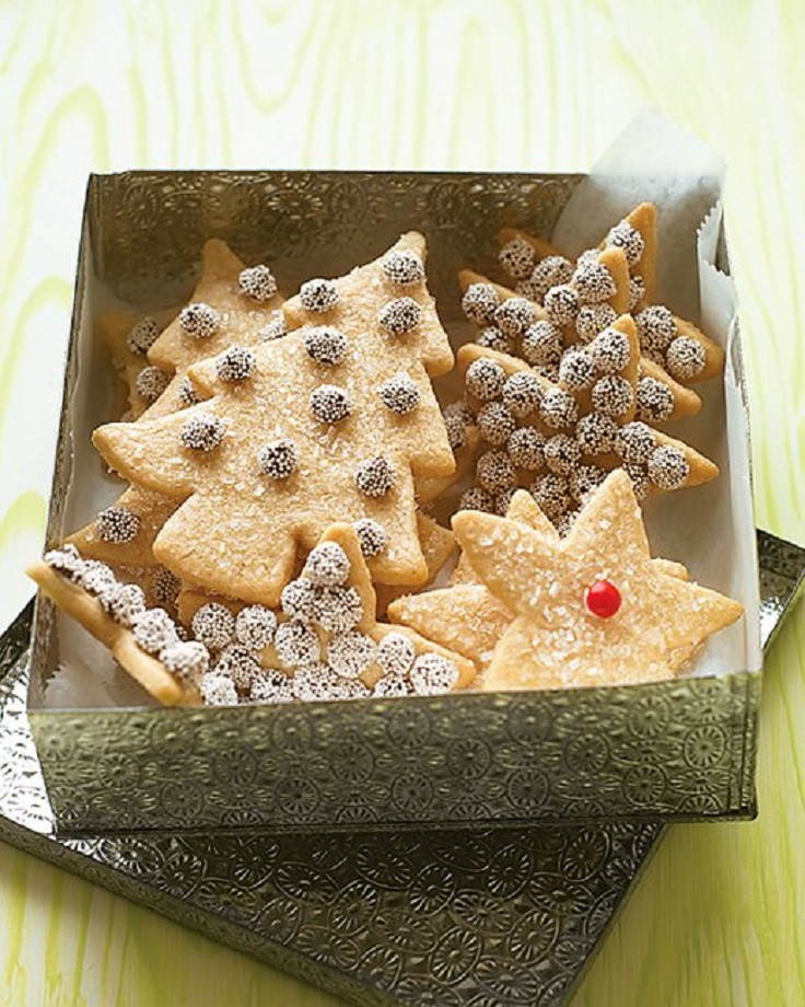 Festive Christmas Cookies  Top 10 Best Ideas for Festive Christmas Cookies Top Inspired