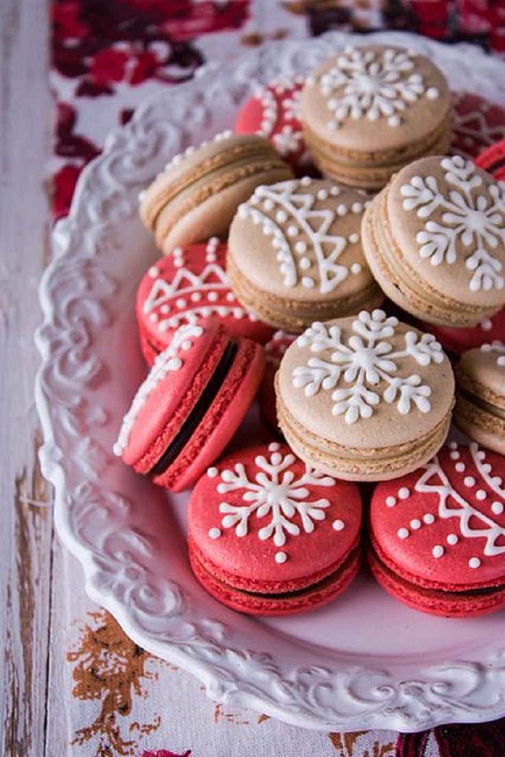 Festive Christmas Cookies  Top 10 Cute Gingerbread Treats for Christmas Top Inspired
