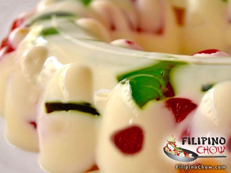 Filipino Christmas Desserts  1000 images about Philippine Christmas Desserts Kakanin