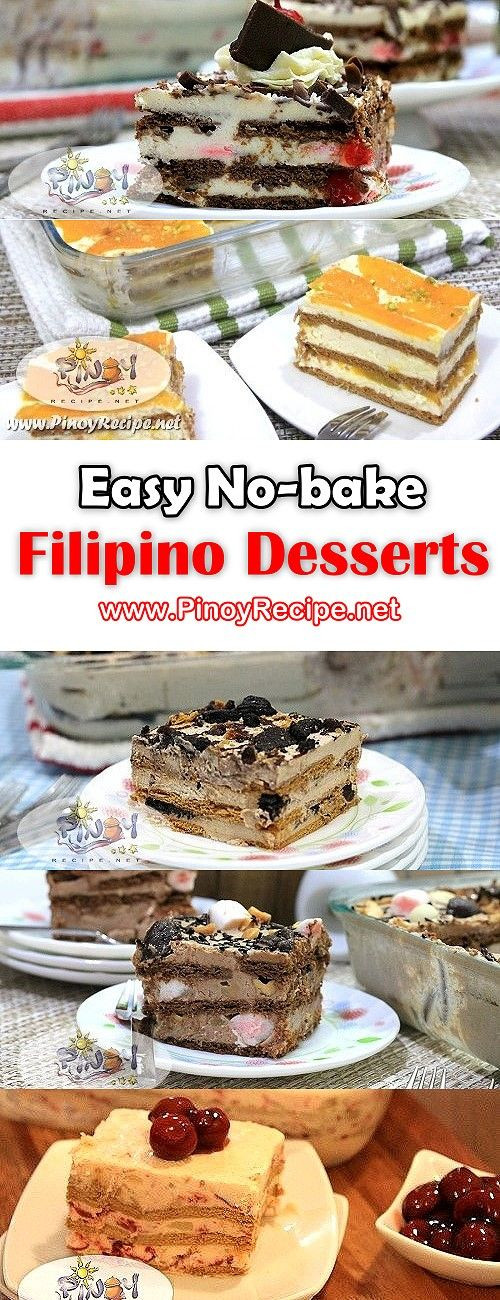 Filipino Christmas Desserts  25 best ideas about Filipino Desserts on Pinterest