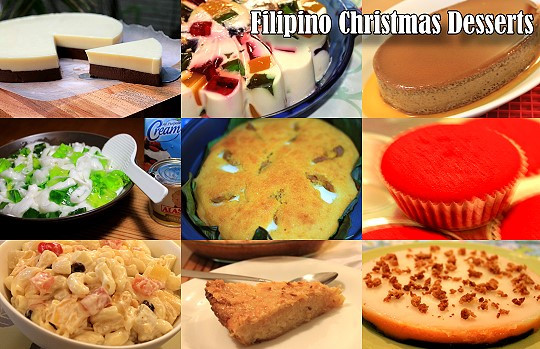 Filipino Christmas Desserts  Top Filipino Desserts for Christmas
