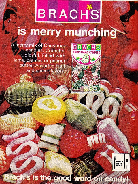 Filled Christmas Candy  Ribbon candy and the jelly filled fruits were my favorite