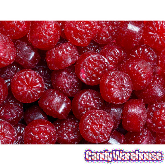 Filled Christmas Candy  Brach s Filled Red Raspberries Hard Candy 9 5 Ounce Bag