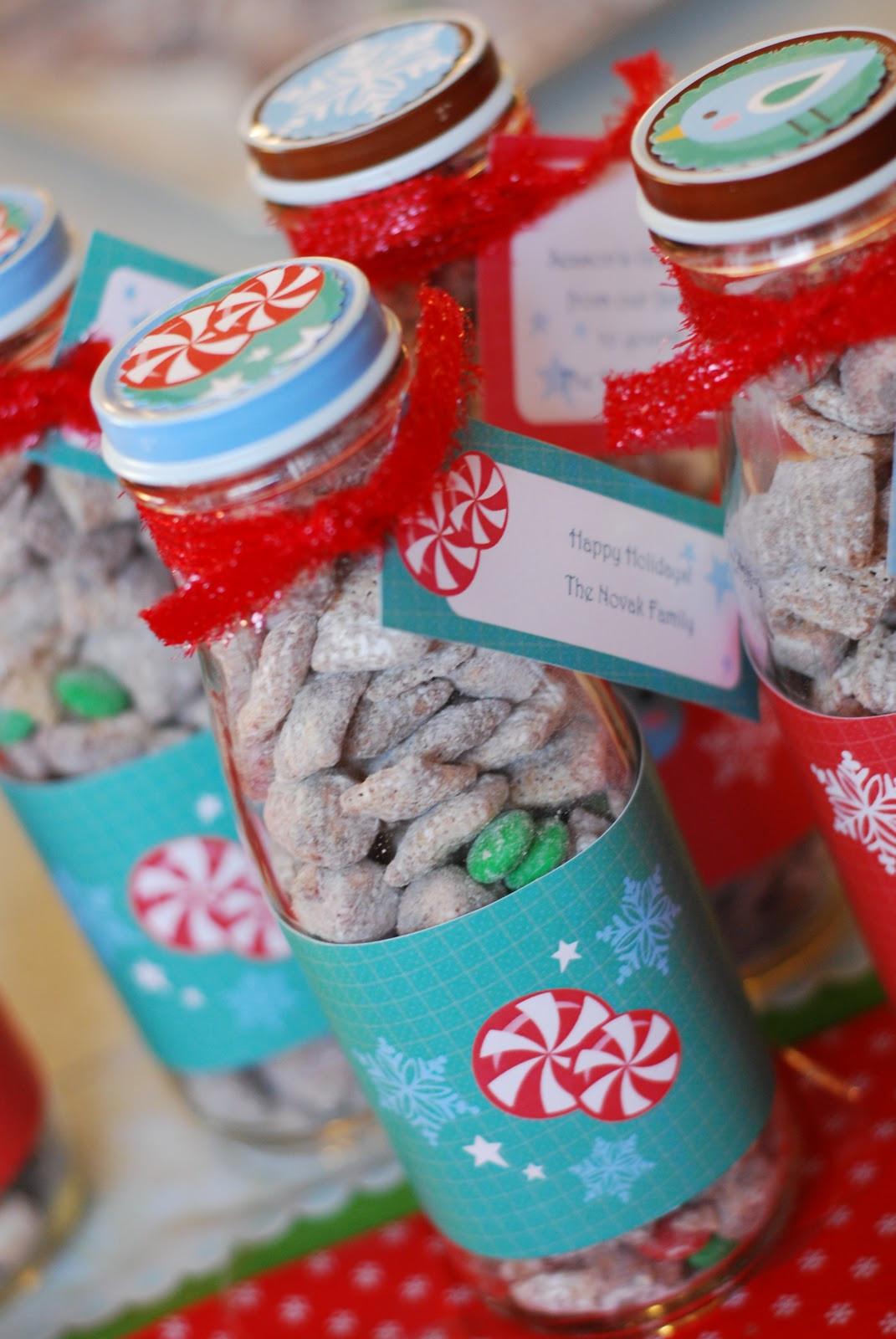 Food Christmas Gifts  reindeer food