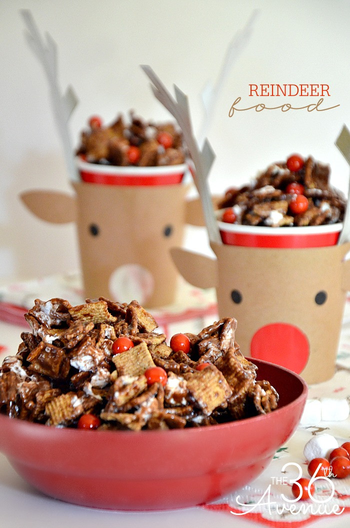 Food Christmas Gifts  Christmas Recipe Reindeer Food The 36th AVENUE