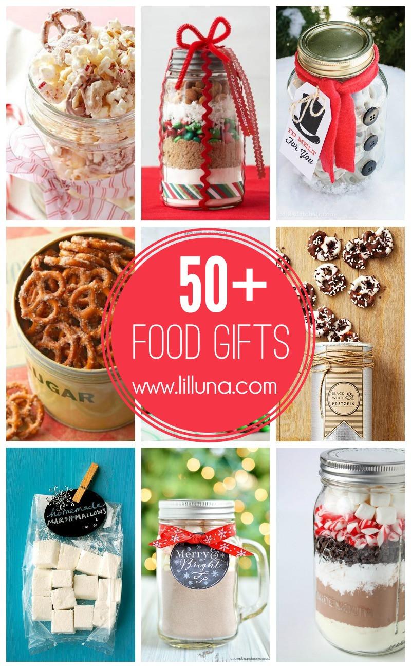 Food Gifts Christmas  Food Gifts