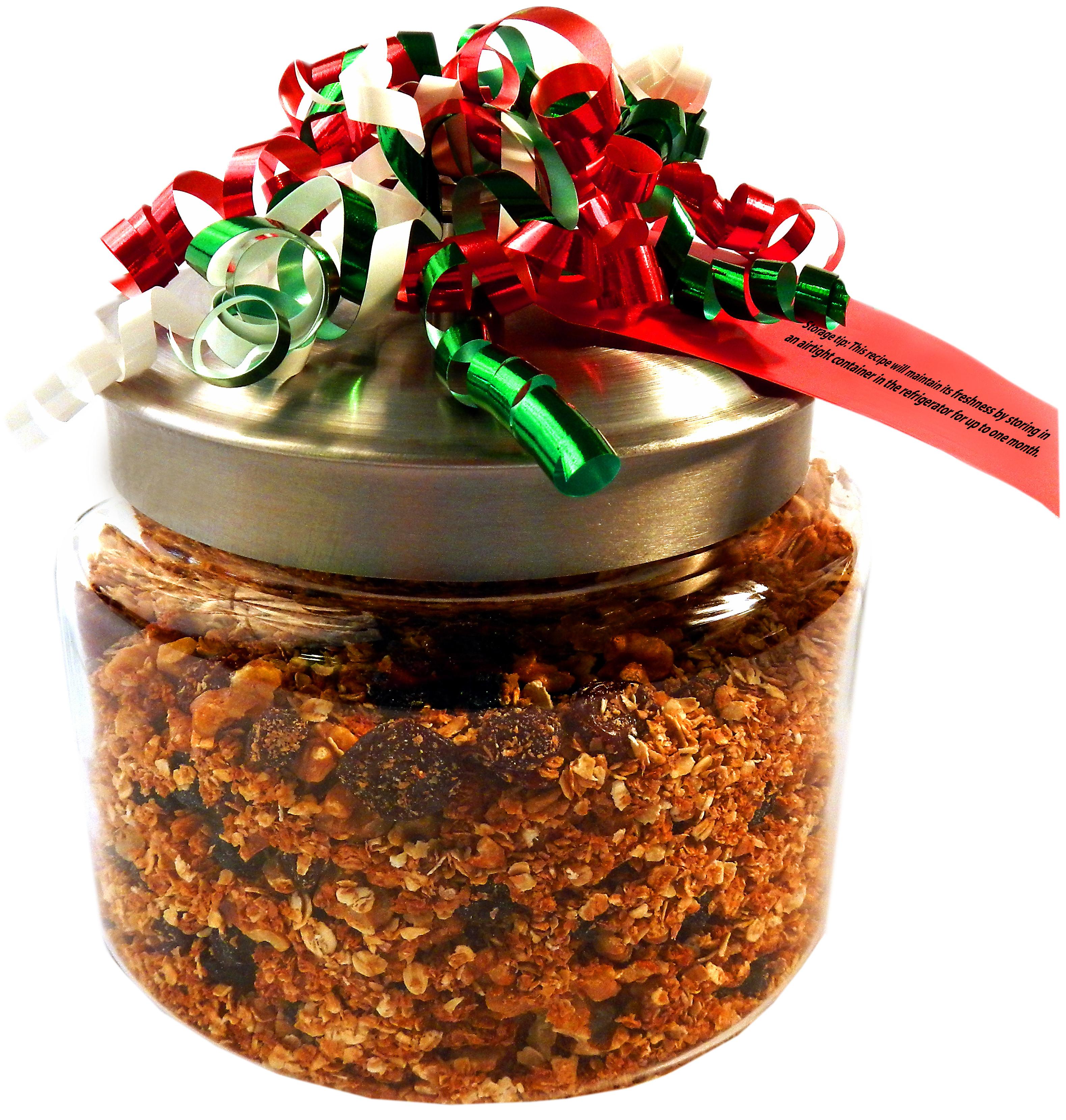 Food Gifts Christmas  Homemade Holiday Food Gifts