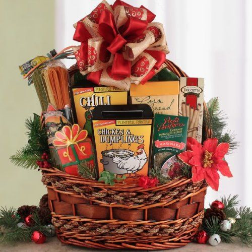 Food Gifts For Christmas To Be Delivered  Best 25 Food t baskets ideas on Pinterest