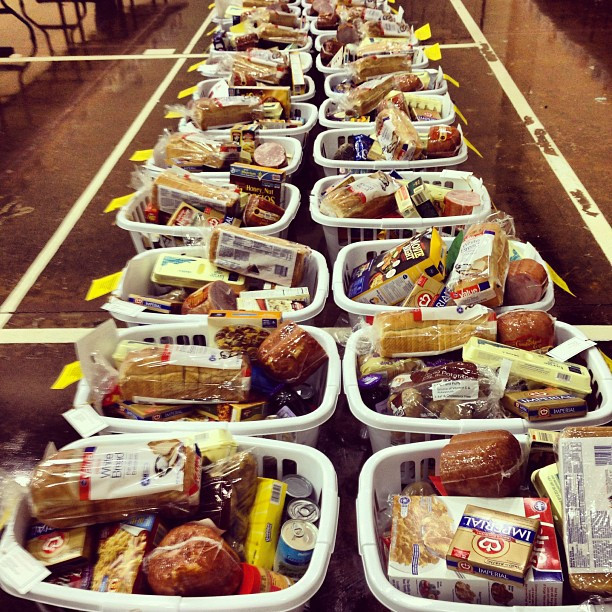 Food Gifts For Christmas To Be Delivered  Christmas Basket Delivery