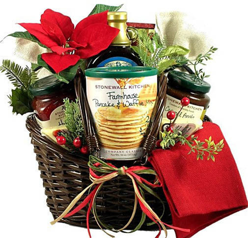 Food Gifts For Christmas To Be Delivered  Top Christmas Food Hamper Ideas Christmas Celebration