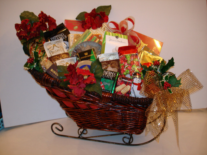 Food Gifts For Christmas To Be Delivered  Christmas Food Gift Baskets Ideas – Site Title