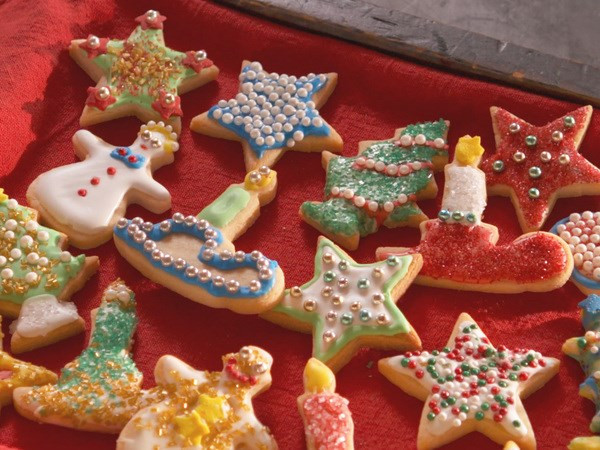 Food Network Christmas Cookies  60 Classic Christmas Cookie Recipes