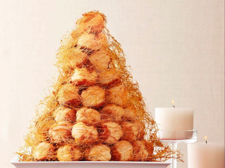 Food Network Christmas Desserts  Best 25 Croquembouche recipe ideas on Pinterest