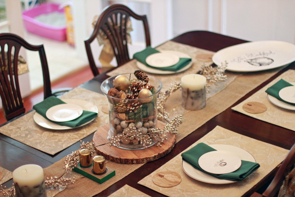 Fred Meyer Thanksgiving Dinner  Fall Tablescape All Things Kate
