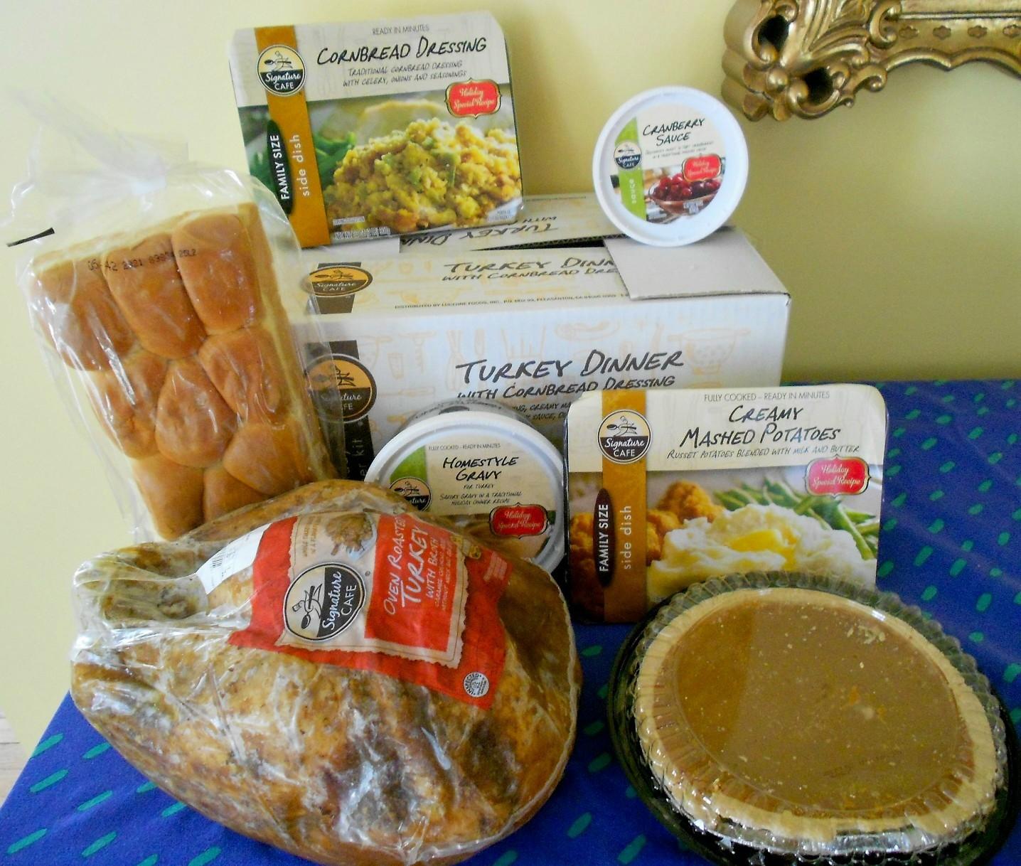 Fred Meyer Thanksgiving Dinner  Safeway Christmas Dinner