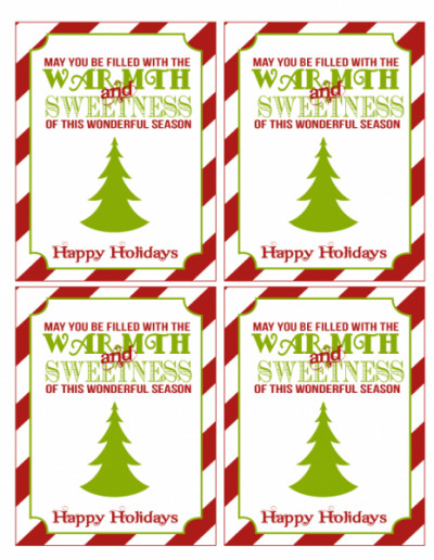 Free Printable Christmas Candy Bar Wrappers  Free Christmas t tags and mini candy bar wrappers Tip