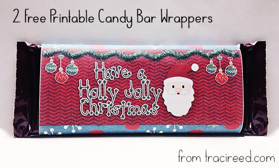 Free Printable Christmas Candy Bar Wrappers  17 Best images about Candy bar Sayings Wrappers on