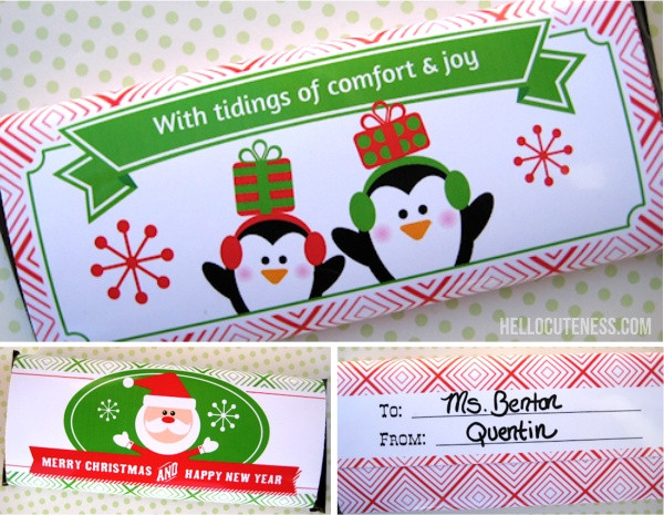 Free Printable Christmas Candy Bar Wrappers  527 best Candy bar Sayings Wrappers images on Pinterest