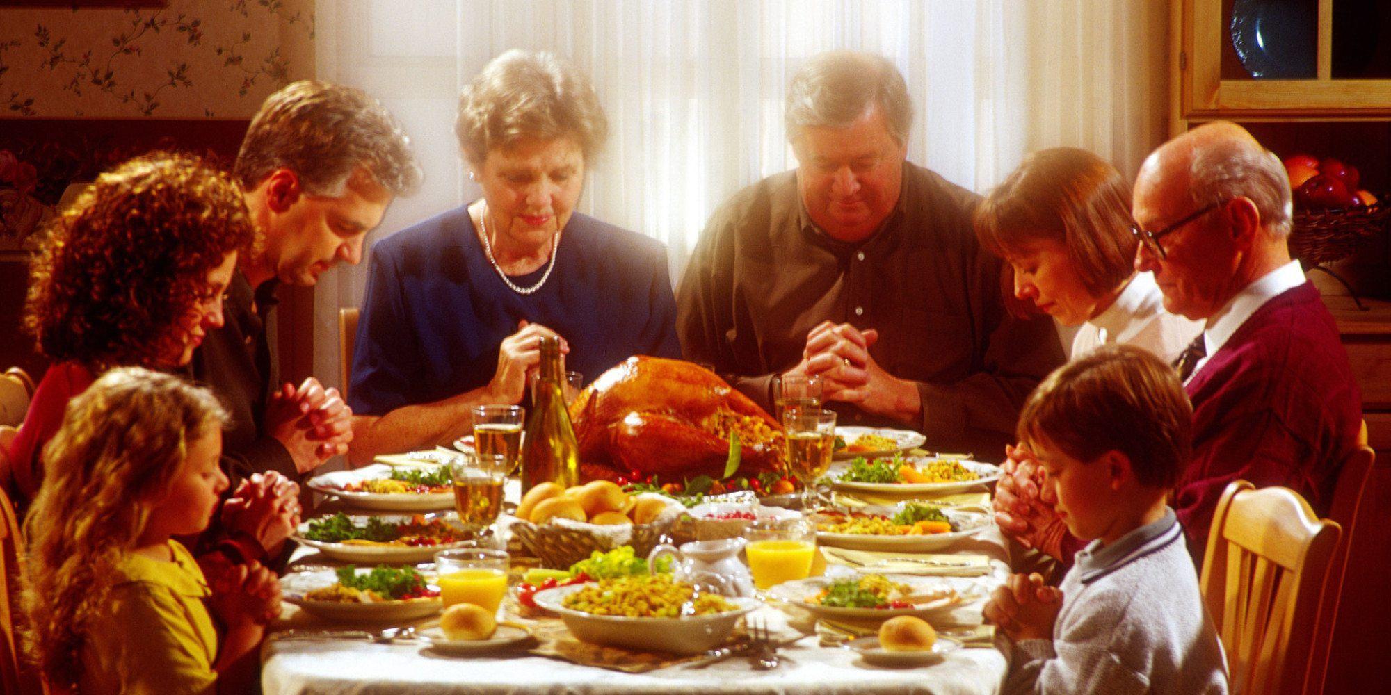 Free Thanksgiving Dinner 2019  Oración para el Da de Acción de Gracias – Thanksgiving