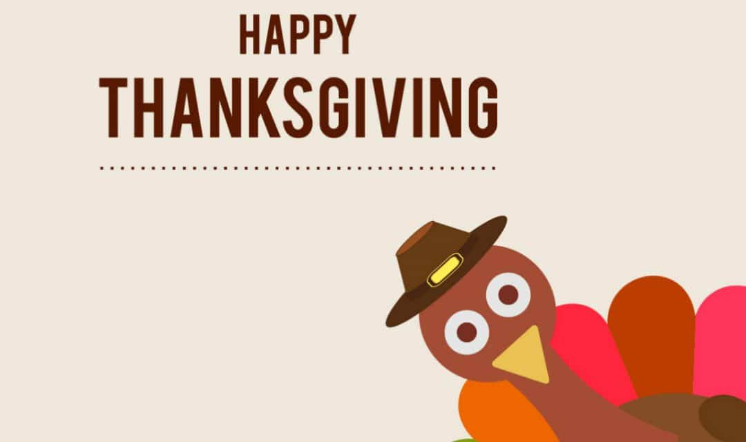 Free Turkey For Thanksgiving 2019  No Class – Happy Thanksgiving