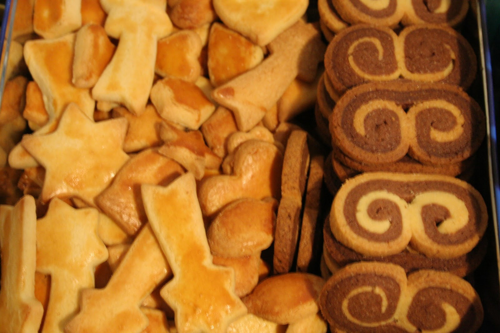 French Christmas Cookies  Frenchformation Bredeles The Little Alsatian Cookies