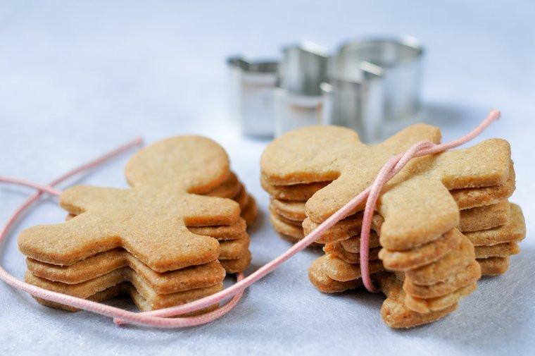 French Christmas Cookies  French Christmas Cookies Sablés Recipe