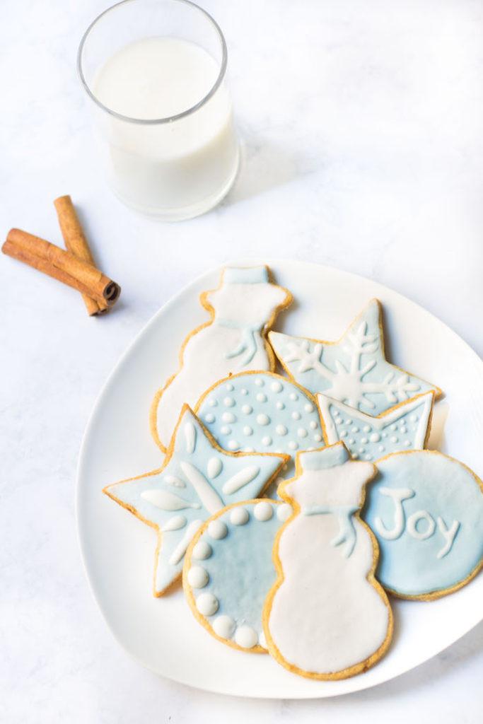 French Christmas Cookies  French Christmas Cookies Sablés Mon Petit Four