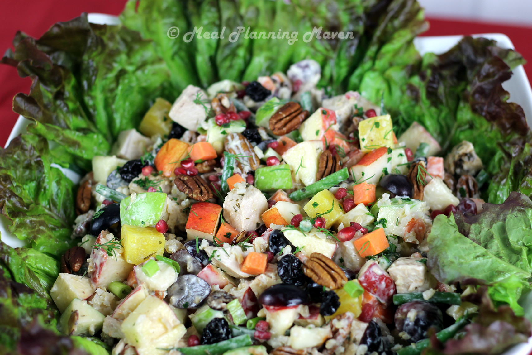 Fruit Salads For Thanksgiving Dinner  Recipes for Thanksgiving Leftovers Featuring a Fantastic Salad