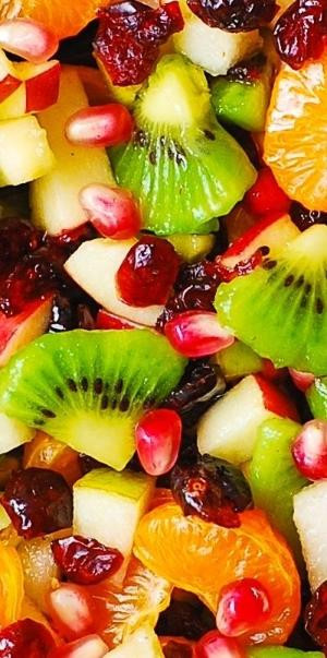 Fruit Salads For Thanksgiving Dinner  Fruit Salad Dressing Recipe