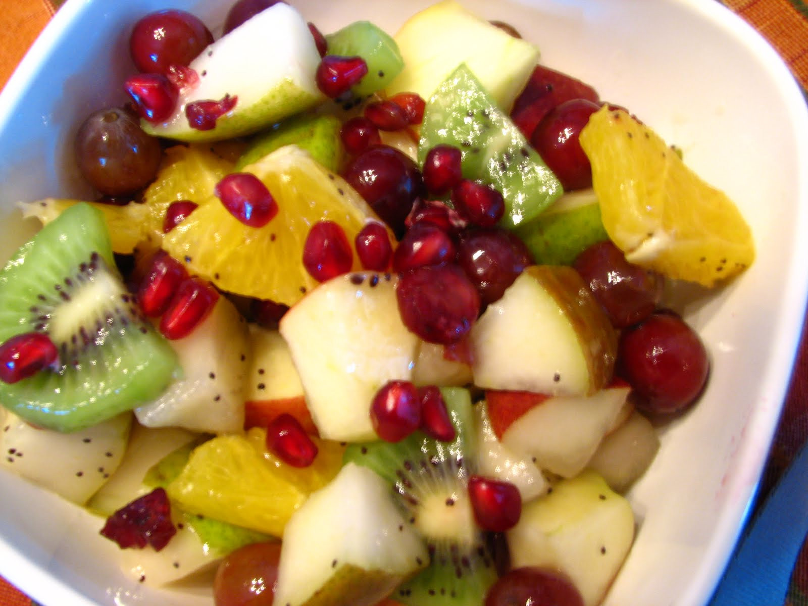 Fruit Salads For Thanksgiving Dinners  Lynda s Recipe Box Are you ready for Thanksgiving