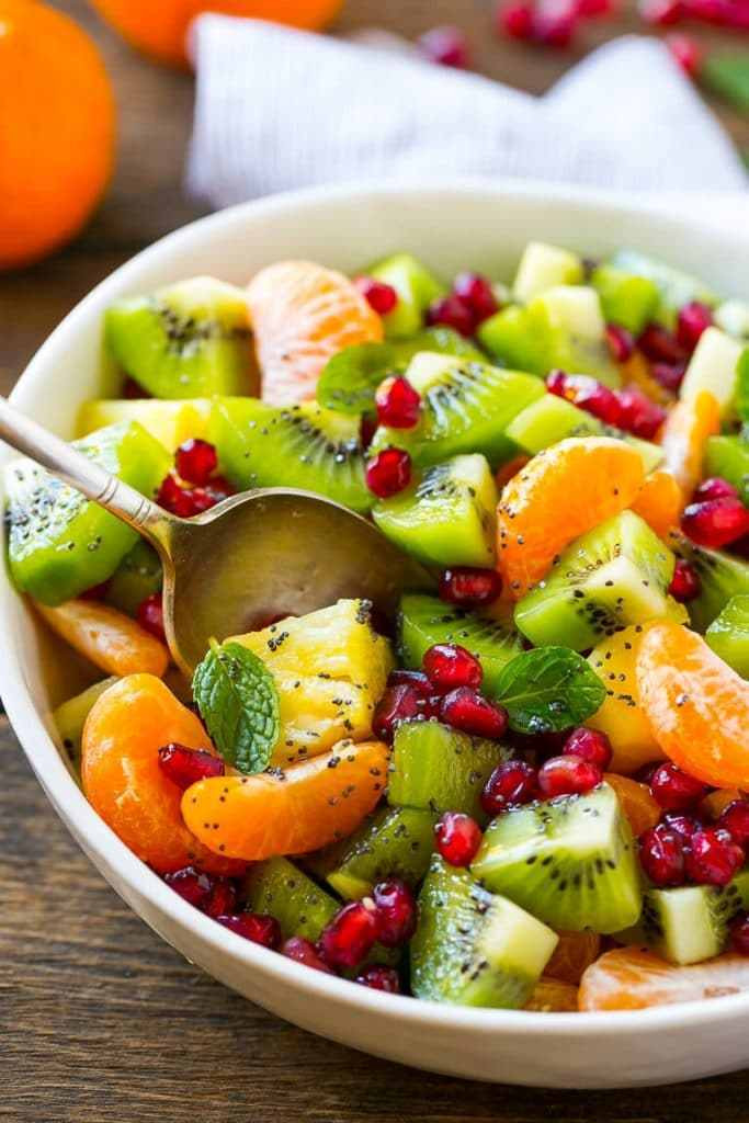 Fruit Salads For Thanksgiving Dinners  Thanksgiving Recipes you Need to Try Tabitha Talks Food