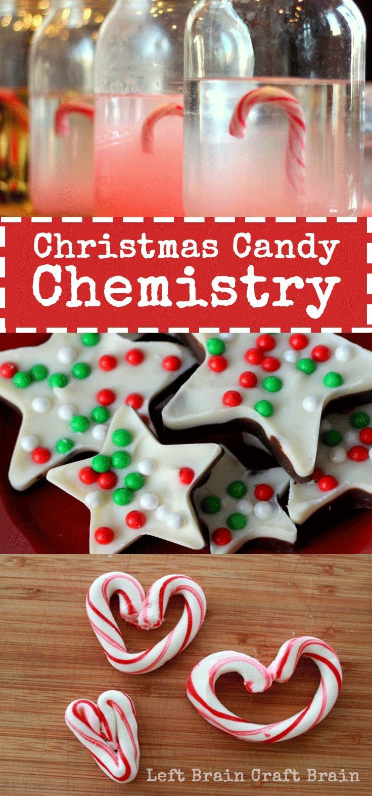 Fun Christmas Candy  1000 images about Hands Science on Pinterest