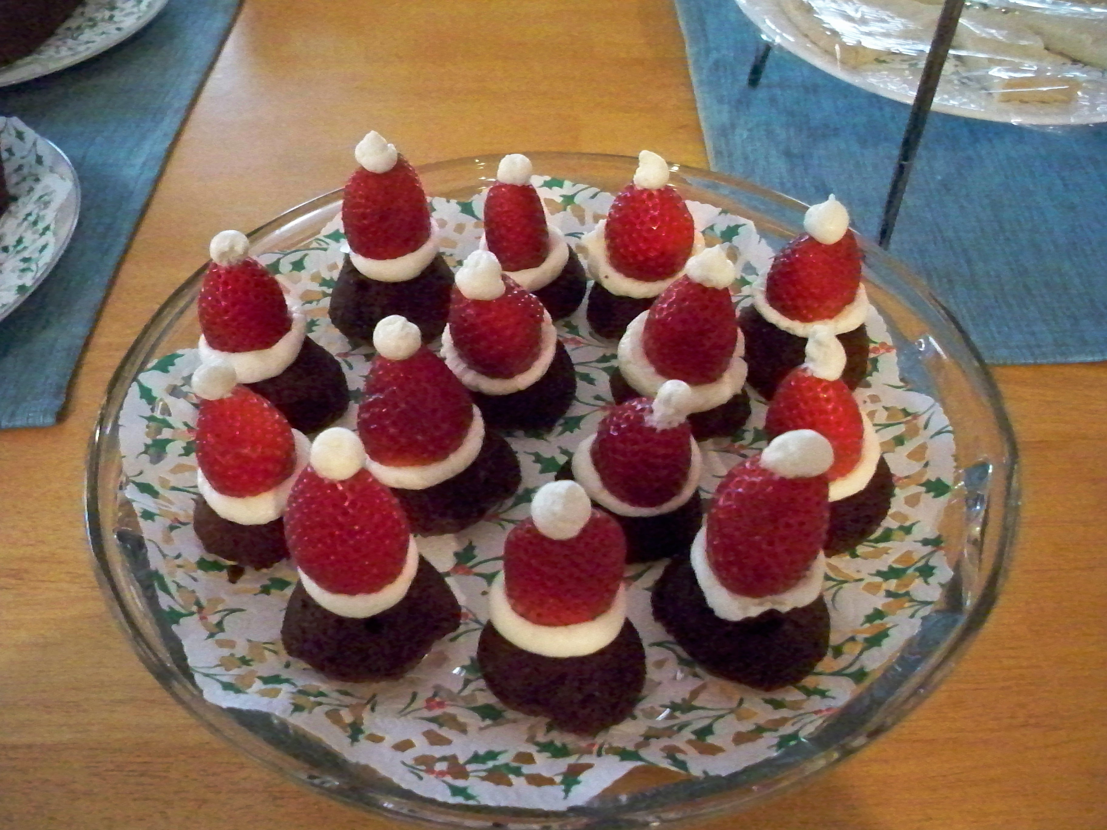 Fun Christmas Dessert  Fun Holiday Desserts