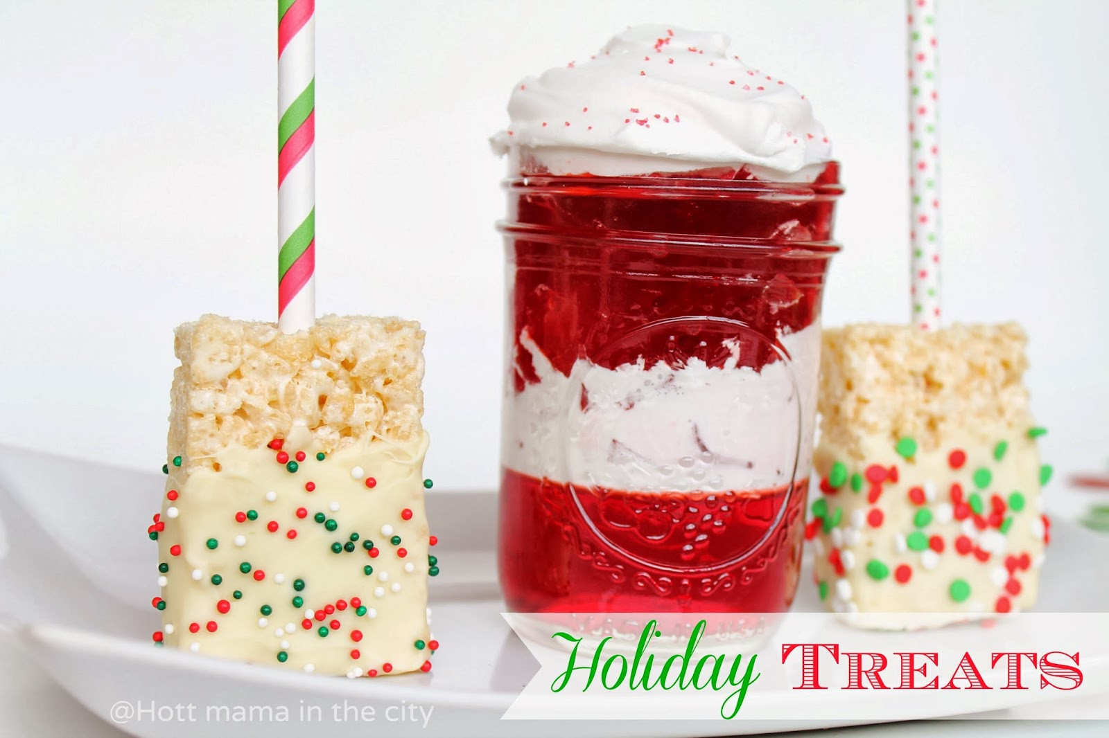 Fun Christmas Desserts Recipes  Hot Mama In The City Fun and Festive Holiday Dessert Recipes