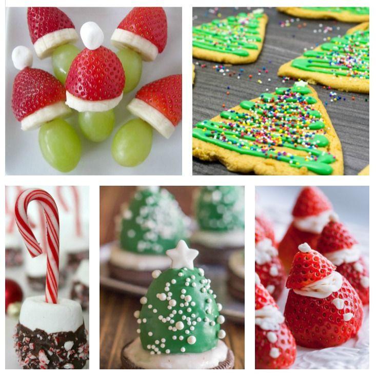 Fun Christmas Desserts Recipes  15 Fun Christmas Dessert Treats for Kids