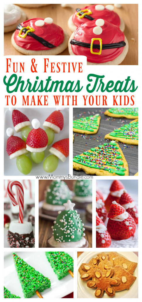 Fun Christmas Desserts Recipes  15 Fun Christmas Dessert Treats for Kids Mommy s Bundle