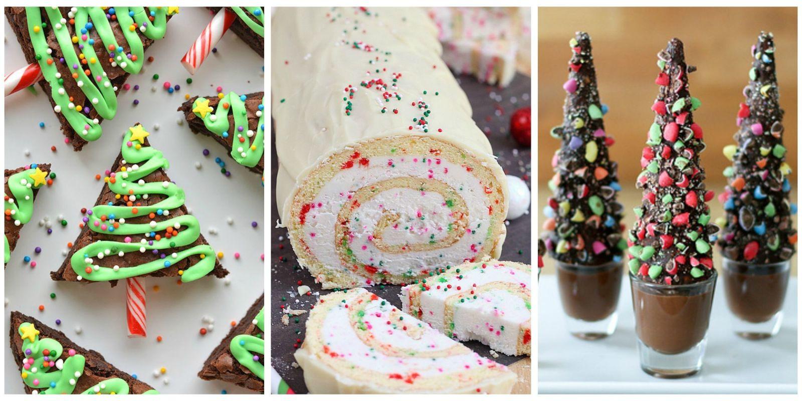 Fun Easy Christmas Desserts  57 Easy Christmas Dessert Recipes Best Ideas for Fun