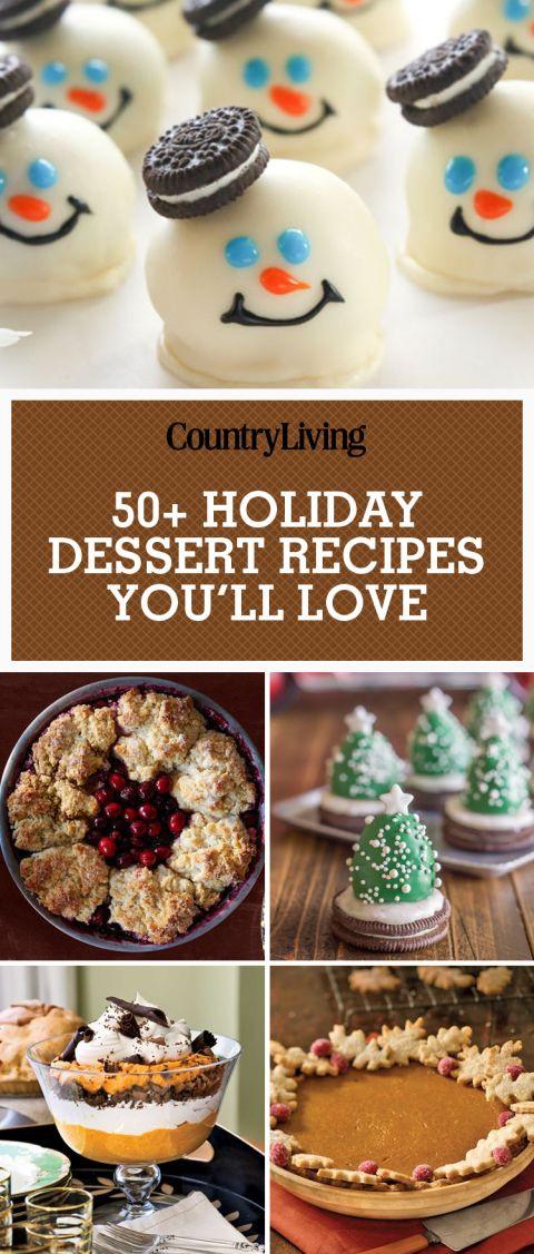 Fun Easy Christmas Desserts  Best 20 Fun holiday desserts ideas on Pinterest