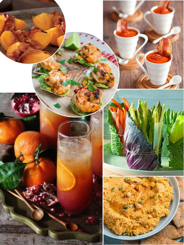 Fun Thanksgiving Drinks  Healthy Thanksgiving Appetizers & Cocktails Party Ideas