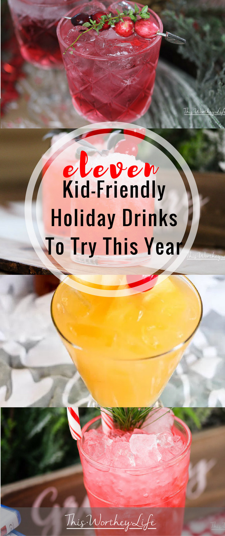 Fun Thanksgiving Drinks  11 Kid Friendly Holiday Drinks To Try This Year This
