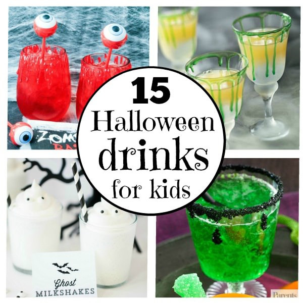 Funny Halloween Drinks  15 spooky and fun Halloween drinks for kids My Mommy Style
