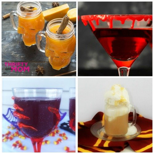 Funny Halloween Drinks  Halloween Drinks for Kids 4 Easy Mocktails For Your Next