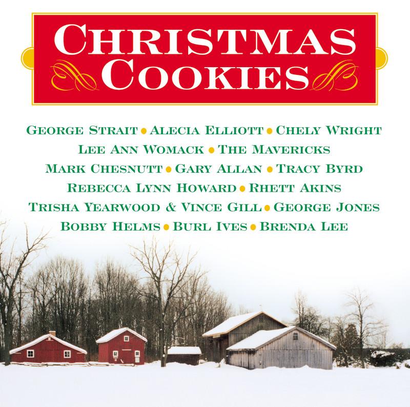 George Strait Christmas Cookies Lyrics  Listen Free to George Strait Christmas Cookies Radio