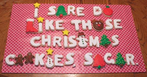 George Strait Christmas Cookies Lyrics  Project Denneler George Strait said it best