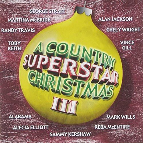 George Strait Christmas Cookies Lyrics  superstar christmas CD Covers