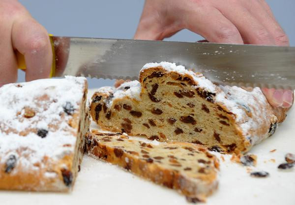 German Christmas Bread Stollen Recipe  Day 21 Stollen – Why d You Eat That