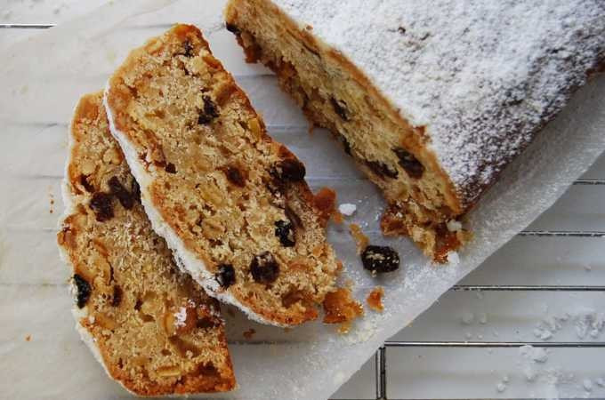 German Christmas Bread Stollen Recipe  German Christmas Baking 15 fabulously festive recipes A